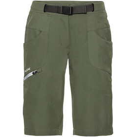 VAUDE Skarvan Shorts Women cedar wood